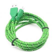 Плетеный Micro USB кабель
