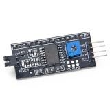 Serial port I2C модуль