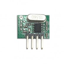 433 мГц передатчик