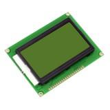 ST7920 жк дисплей 128х64 зеленый