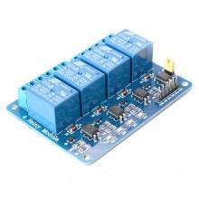 4х канальный модуль реле