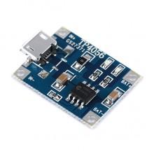 TP4056 контроллер зарядки