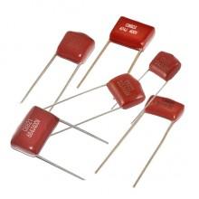0.47uF 250v 10mm конденсатор