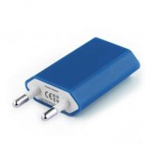 Зарядка Dc 220В / 5В 1A синяя