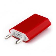 Зарядка Dc 220В / 5В 1A красная