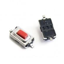 Кнопка тактовая 3х6х2,5 SMD