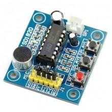 ISD1820 звуковой рекордер