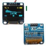 "LCD Oled 128x64 0.96"" I2C IIC SPI Желтый, голубой"