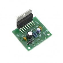 TDA7297 конструктор усилитель 15 Вт стерео