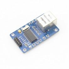 ENC28J60 LAN ethernet адаптер